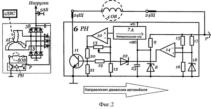 Экономичное зарядное устройство для аккумуляторов автомобилей