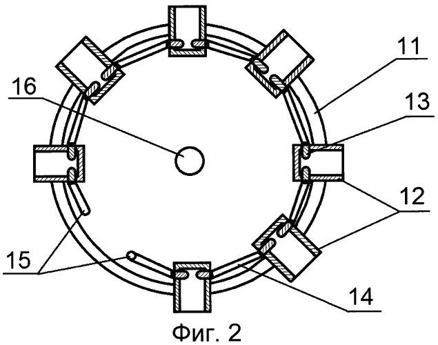 Мультикамерный изолятор-разрядник и способ его изготовления