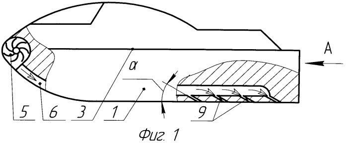 Катамаран на воздушной подушке