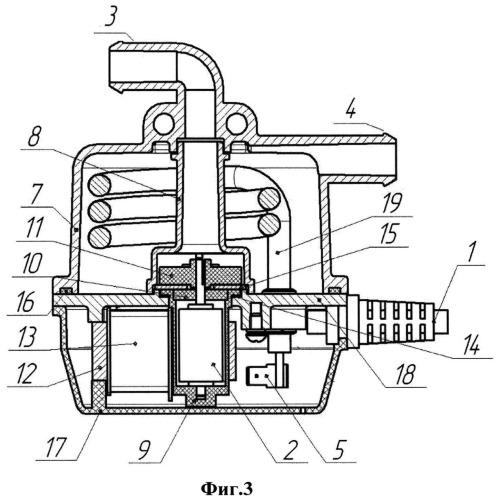 Подогреватель охлаждающей жидкости автомобильного двигателя внутреннего сгорания со встроенным электронасосом