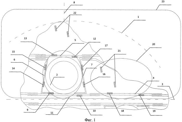Система терморегулирования стыковочного модуля обитаемой орбитальной станции