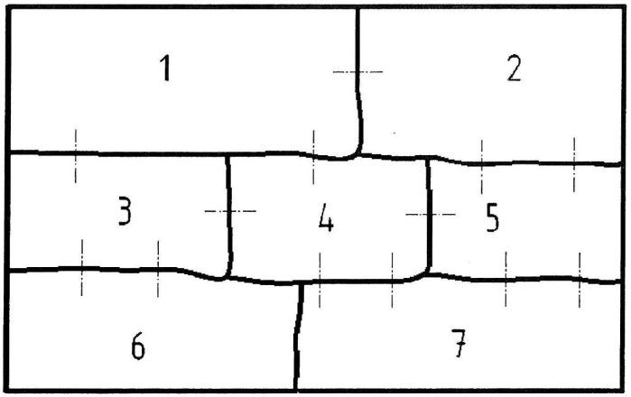 Способ изготовления крупногабаритной плоской конструкции