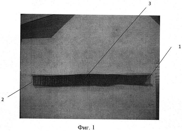 Лента для упрочнения деталей индукционной наплавкой с односторонней адгезией и способ упрочнения деталей индукционной наплавкой