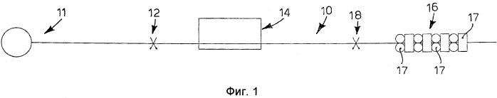 Способ производства длинномерного металлического проката и литейно-прокатный агрегат непрерывного процесса для производства такого проката