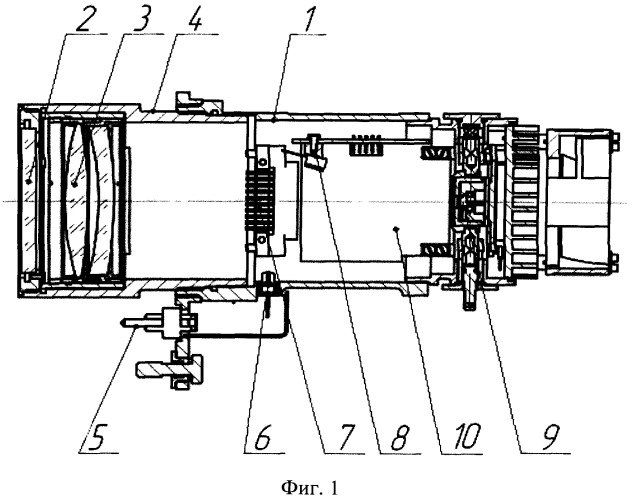 Модуль лазерный