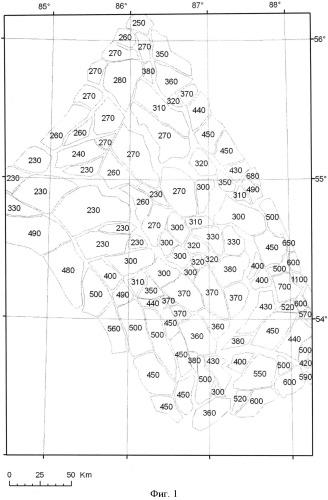 Способ оценки местности по тактическим свойствам