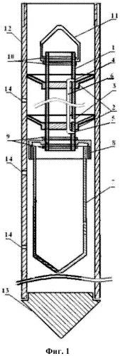 Комплекс для отбора проб воды и способ его работы