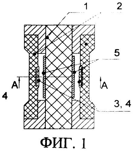 Способ измерения разности давлений датчиком с частотно-модулированным выходным сигналом и датчик для осуществления способа