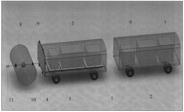 Мобильный радиографический комплекс и источник излучения бетатронного типа для радиографического комплекса