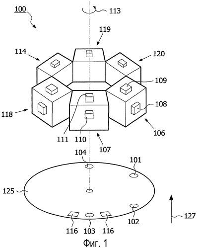Оптическая система регистрации для мониторинга реакции пцр-рв
