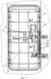 Дверь для самолета (варианты) и механизм навески двери