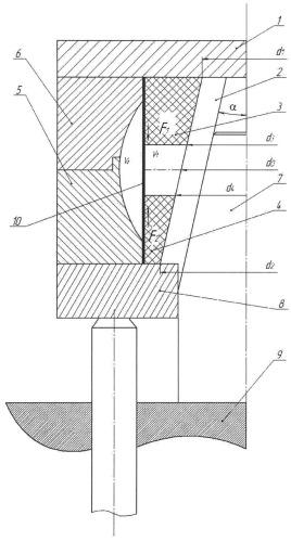 Способ формообразования тонкостенных осесимметричных деталей бочкообразной формы