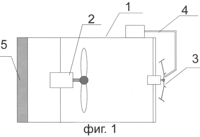 Устройство для создания газокапельной струи