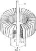Трансформатор для измерения тока без разрыва цепи (варианты)