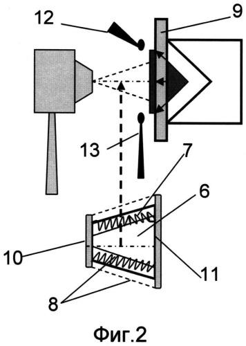 Способ определения степени черноты поверхности материалов