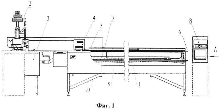 Установка для калибровки скважинных термометров-манометров