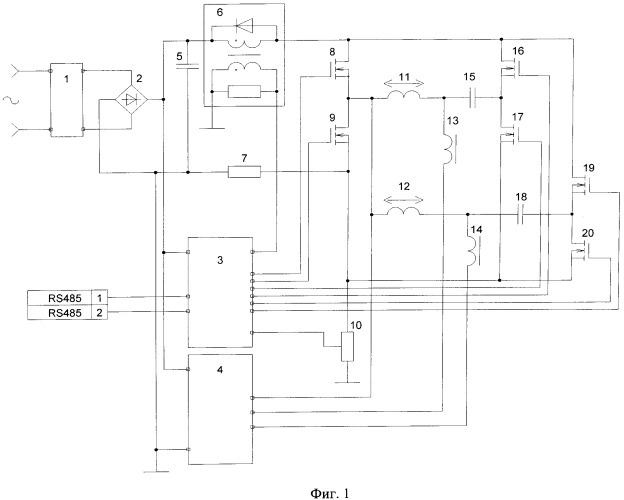 Устройство для ультразвуковой очистки теплообменных агрегатов от отложений и интенсификации технологических процессов