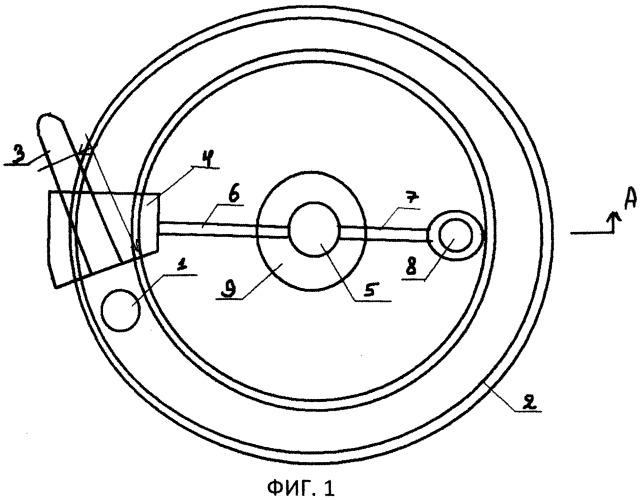Устройство для моделирования гравитационного тягача при борьбе с астероидной опасностью