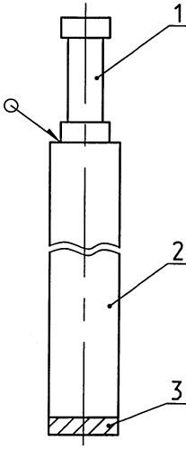 Расходуемый электрод для выплавки слитков из инструментальной трещиночувствительной стали методом электрошлакового переплава