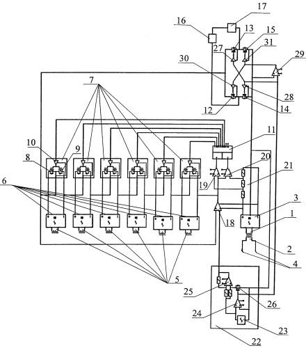 Регенератор однофазного напряжения сети