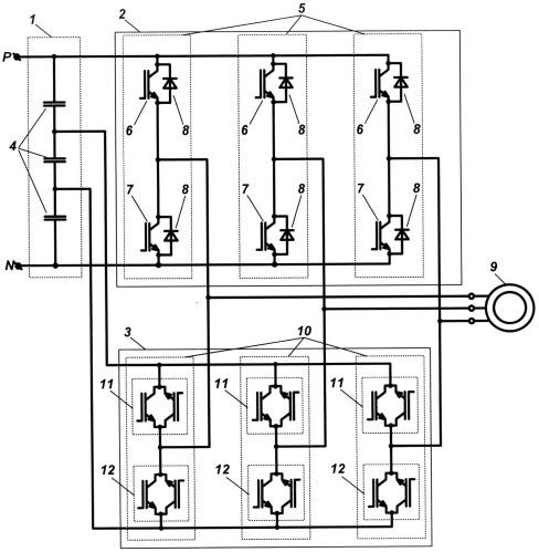 Автономный инвертор напряжения