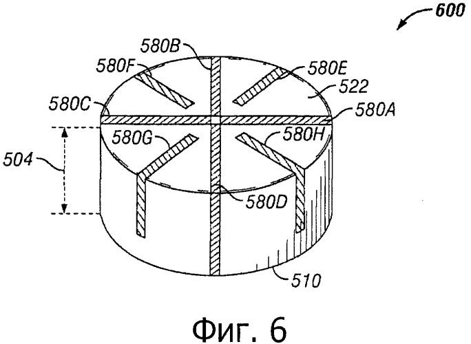 Способ и устройство для определения характеристик свертвердых материалов