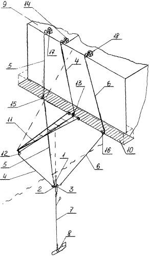 Измерительная система для исследования мелкомасштабной турбулентности в приповерхностном слое моря