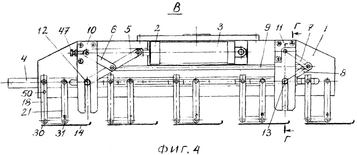 Устройство для съема изделий с конвейера и их укладки в тару