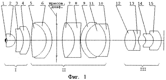 Планапохроматический высокоапертурный иммерсионный микрообъектив большого увеличения