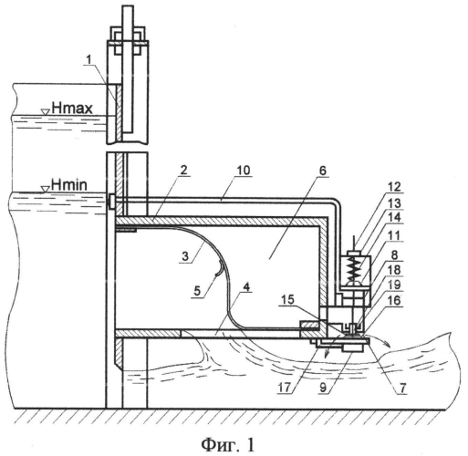 Регулятор расхода воды