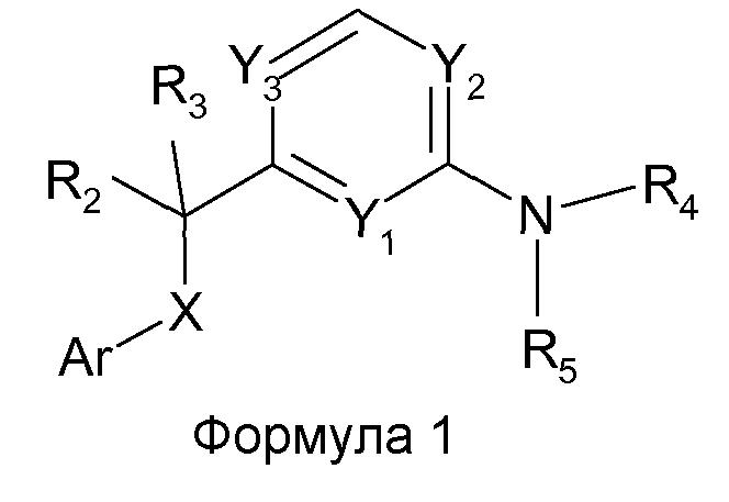 Аминогетероарильные производные в качестве блокаторов hcn