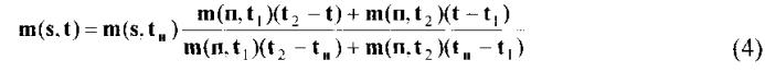 Способ определения транспортных тепловых потерь в подземной сети теплоснабжения в эксплуатационном режиме