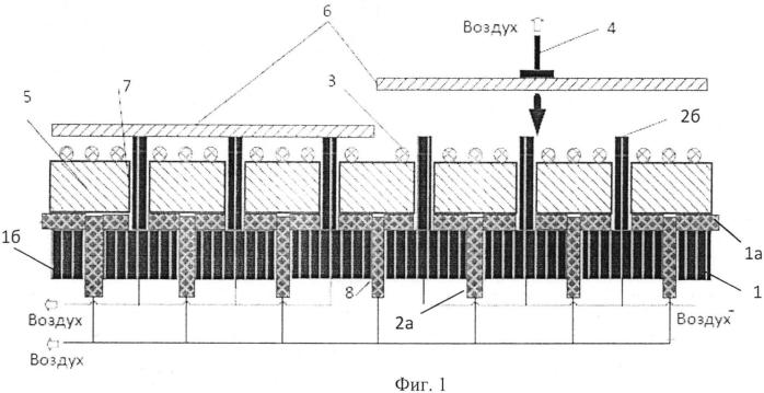 Способ изготовления матрицы фоточувствительных элементов плоскопанельного детектора рентгеновского изображения
