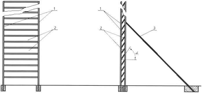 Способ защиты объекта от взрывной ударной волны и устройство для его реализации
