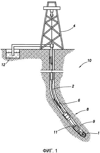 Клапан бурового двигателя и способ его применения