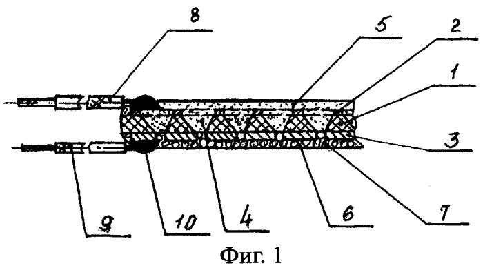 Фотоэлектрический преобразователь с наноструктурными покрытиями
