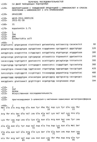 Микроорганизм с повышенной продукцией l-аминокислот и способ получения l-аминокислот с его применением