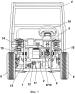 Самоходное шасси малогабаритного транспортного средства