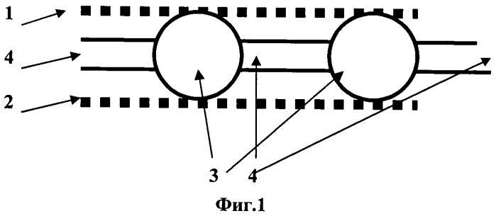 Сетка для концентратного канала мембранных рулонных элементов