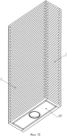 Способ автоматизированного изготовления энергоэффективных экологически чистых многослойных облегченных огнестойких стеновых панелей на основе органических материалов, энергоэффективная экологически чистая многослойная облегченная огнестойкая стеновая панель на основе органических материалов, технологическая линия для автоматизированного изготовления энергоэффективных экологически чистых многослойных облегченных огнестойких стеновых панелей на основе органических материалов