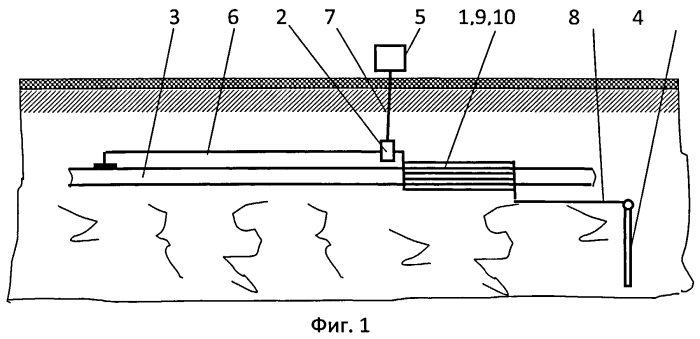 Устройство для термоэлектрической защиты трубопровода от коррозии