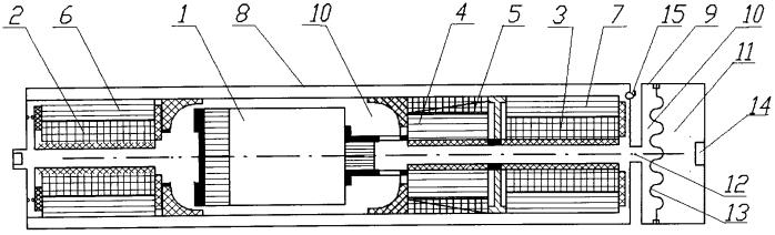 Скважинный импульсный нейтронный генератор
