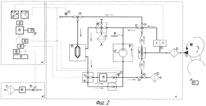 Аппаратно-программный комплекс для оценки состояния системы регуляции дыхания и способ его использования