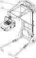 Портативное устройство для проведения рентгенографических исследований