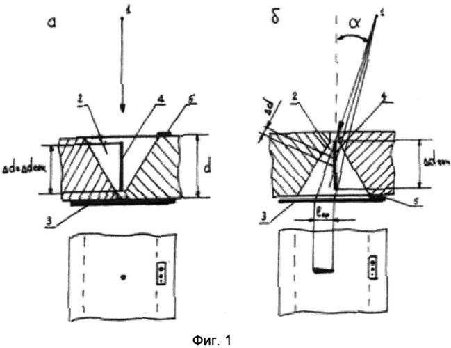 Способ радиографического контроля сварных соединений