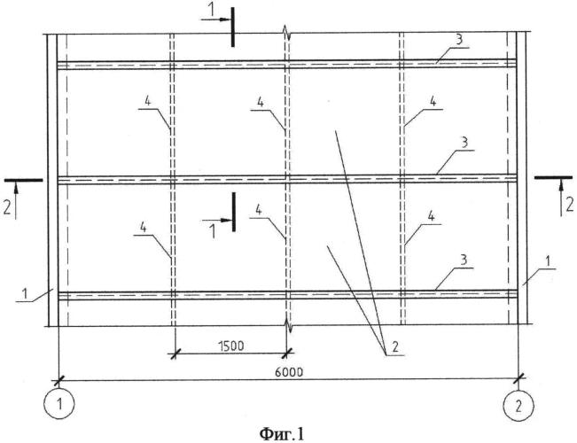 Способ усиления сборных панелей покрытия из ячеистого бетона