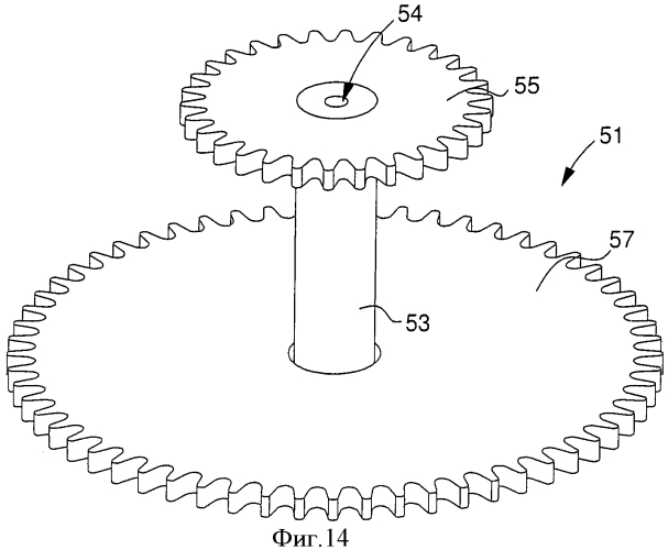 Зубчатая передача, выполненная из материала, допускающего возможность микрообработки, и способ ее изготовления