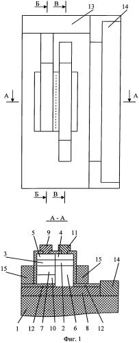Полупроводниковый диод с отрицательным сопротивлением