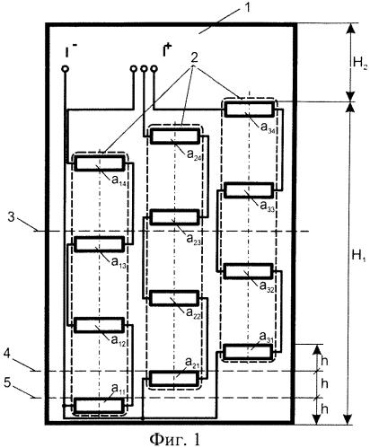 Устройство измерения уровня криогенной жидкости