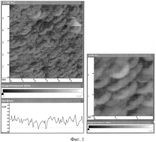 Способ создания наноразмерных наноструктурированных оксидных пленок на inp с использованием геля пентаоксида ванадия